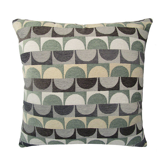 Home Fashions International Canoodle Square Throw Pillow