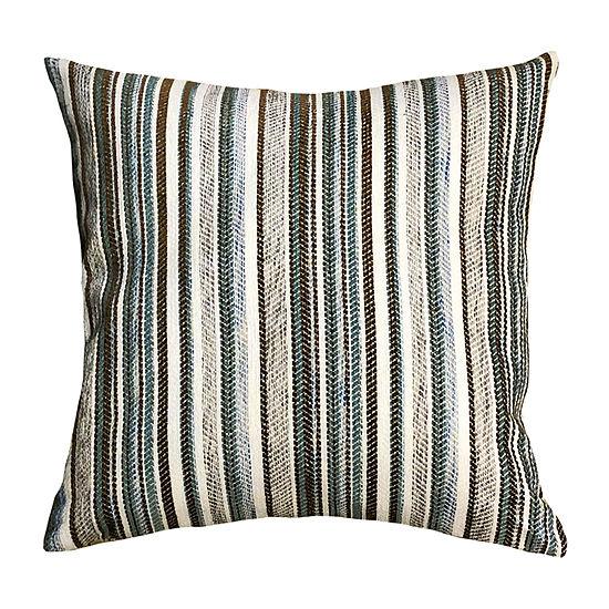 Home Fashions International High Sierra Square Throw Pillow