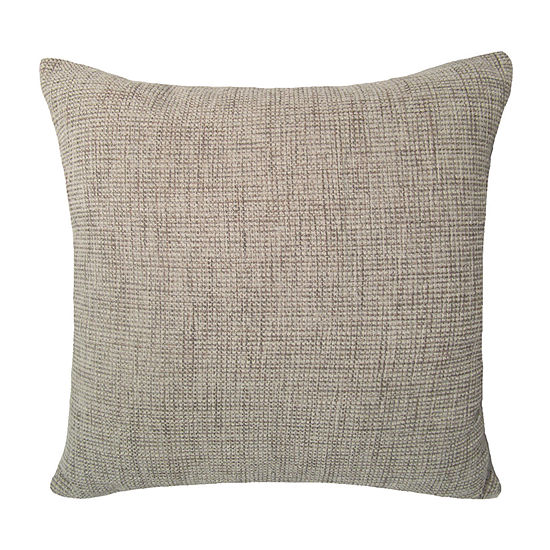 Home Fashions International Woodbury Square Throw Pillow