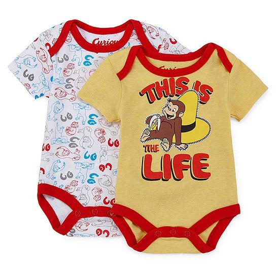 Curious George Curious George Bodysuit Boys-Baby