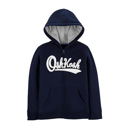 Oshkosh Boys Hoodie-Preschool