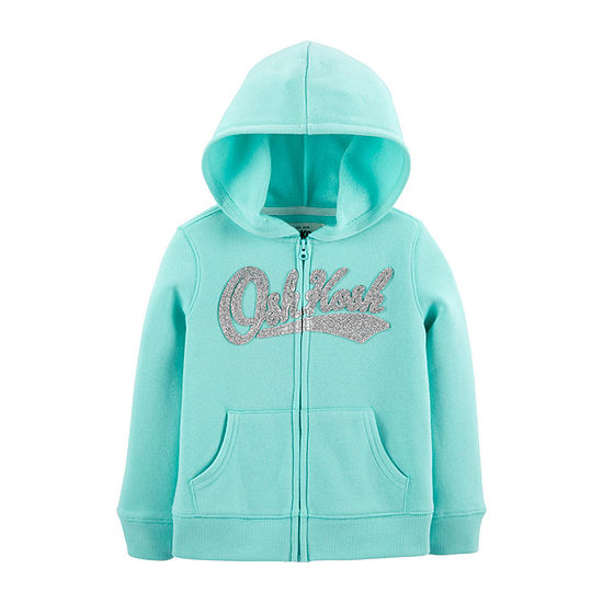 Oshkosh Girls Hoodie-Toddler