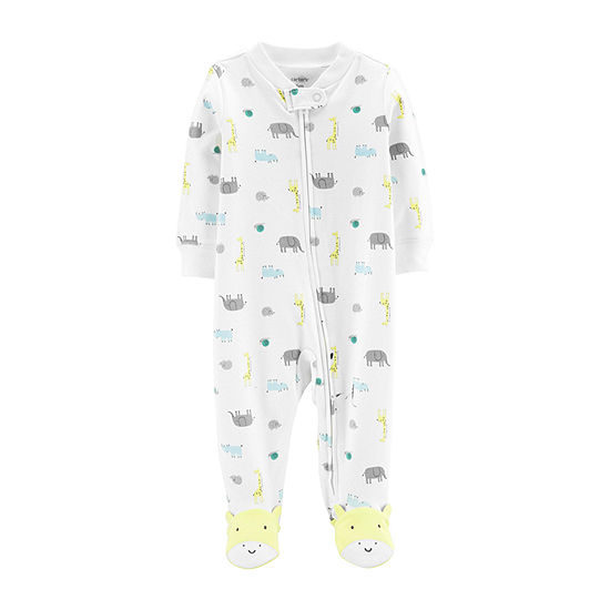 Carter's Carter'S Footed Sleep & Play - Baby Boy Sleep and Play - Baby Boys