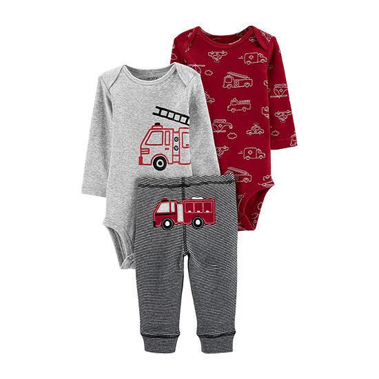 Carter's 3-pc. Baby Clothing Set - Boys