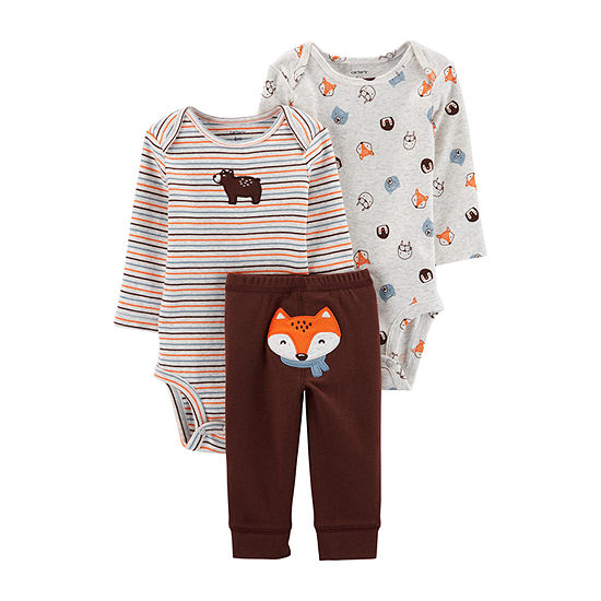 Carter's 3-pc. Baby Clothing Set-Baby Boys