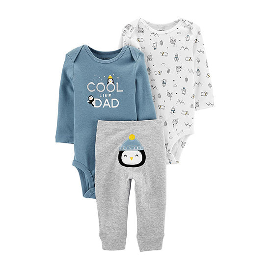 Carter's 3-pc. Clothing Set-Baby Boys