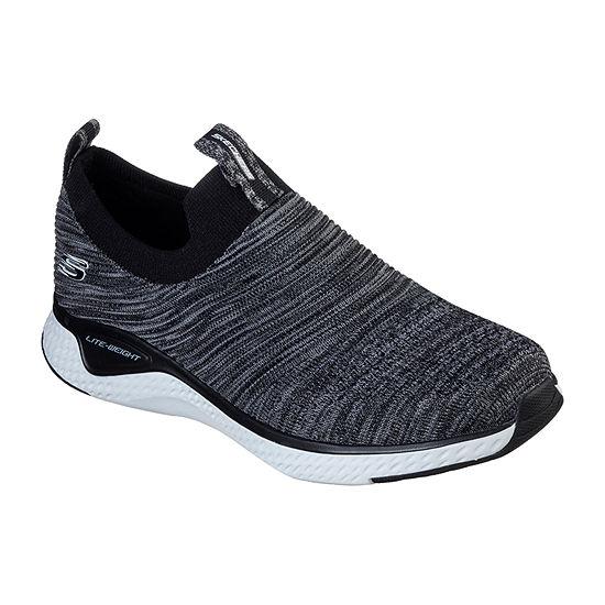 Skechers Solar Fuse Mens Slip-on Sneakers