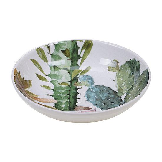 Certified International Cactus Verde Serving Bowl
