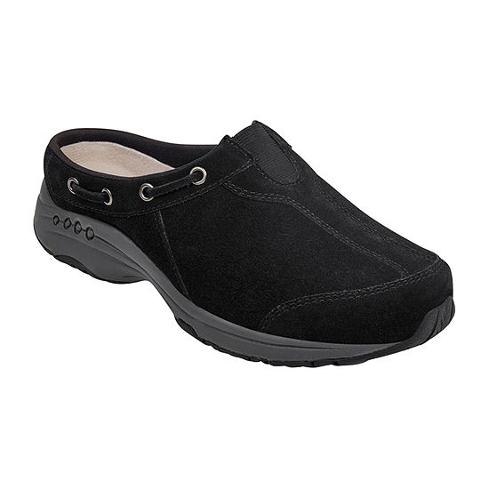 Easy Spirit Womens Tnot23-J Slip-on Round Toe Clogs