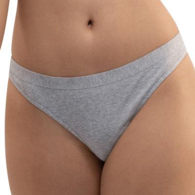 Dorina Jane Knit Thong Panty D01281q