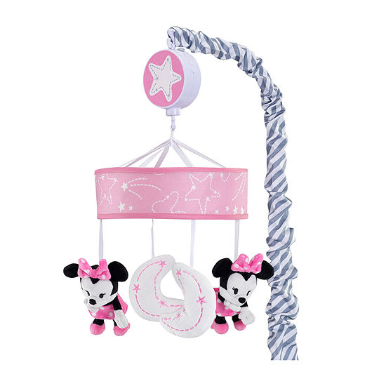 Disney Minnie Mouse Baby Mobile