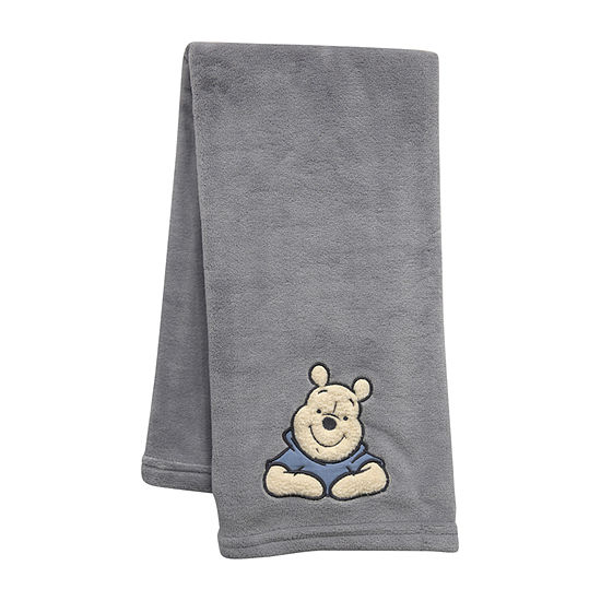 Disney Collection Forever Pooh Winnie the Pooh Baby Blankets