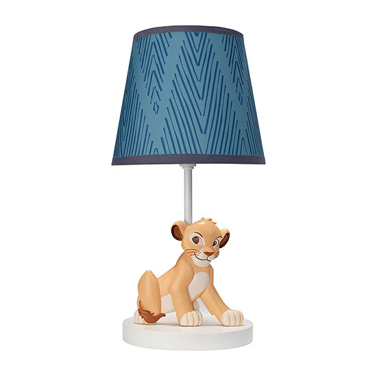Disney Collection Lion King Adventure Table Lamp
