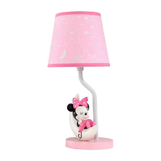 Disney Collection Minnie Mouse Table Lamp