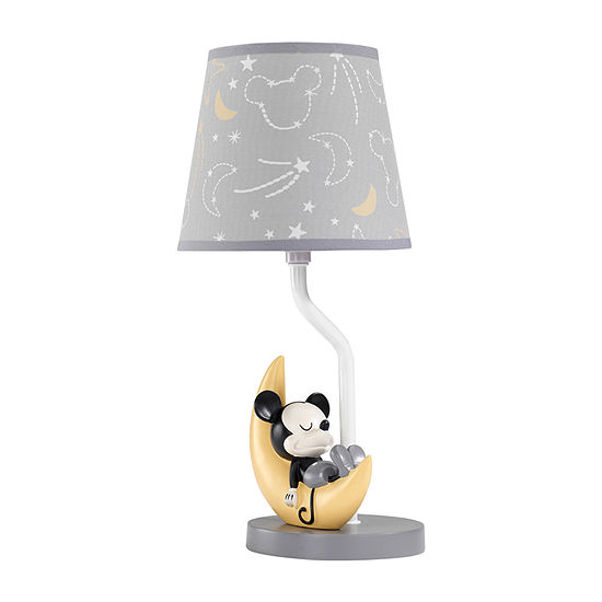 Disney Collection Mickey Mouse Table Lamp