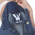 White Mark Not Applicable Midweight Denim Jacket