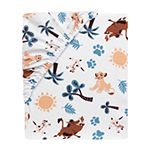 Disney Lion King Adventure The Lion King Crib Sheet