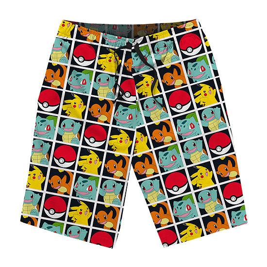 Pokemon Pajama Shorts