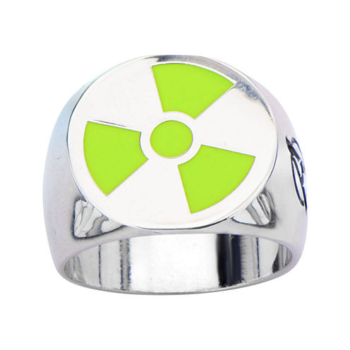 Marvel Hulk Mens Stainless Steel Ring