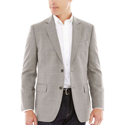 Stafford® Travel Year-Round Houndstooth Sport Coat
