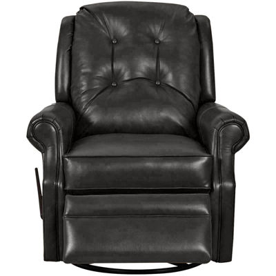 Sand Key Leather Recliner