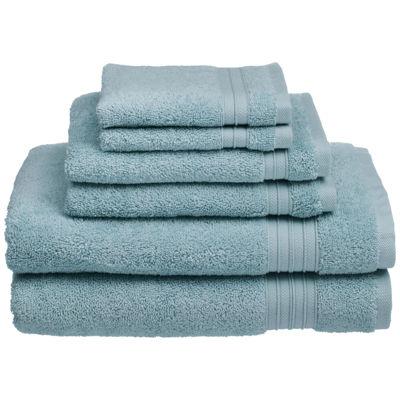 HygroCotton® Soft 6-pc. Bath Towel Set