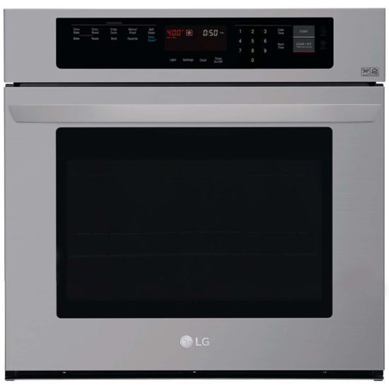 "LG 4.7 cu. ft. 30"" Built-in Single Wall Electric Oven with Convection"
