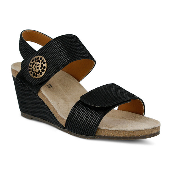 Spring Step Naila Wedge Sandals