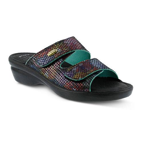 Flexus Kina Slide Sandals
