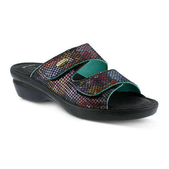 Flexus Kina Slide Sandals