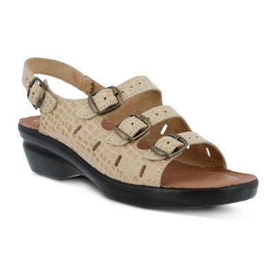 Flexus Adriana Slingback Strap Sandals