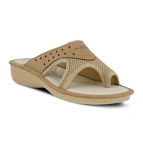 Flexus Pascalle Slide Sandals