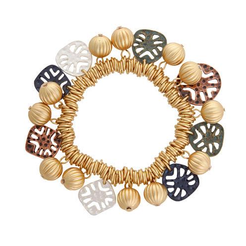 Bold Elements June Bold Elements Newness Womens Stretch Bracelet