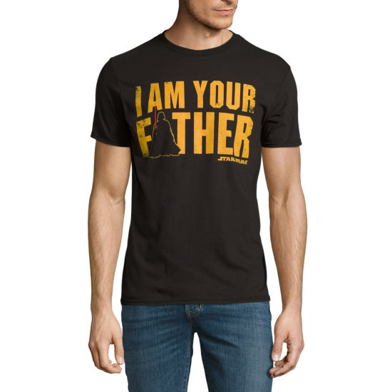 Star Wars I Am Your Father Graphic Tee