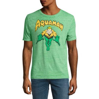 Novelty Season Short Sleeve DC Comics Tv + Movies Graphic T-Shirt