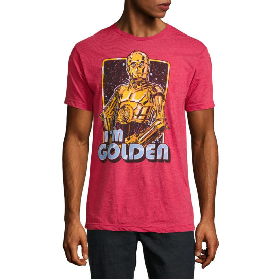 Star Wars C-3PO I'm Golden Graphic Tee