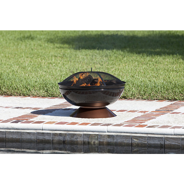 Master Degano Fire Pit