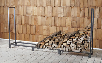 Master 8ft Firewood Rack