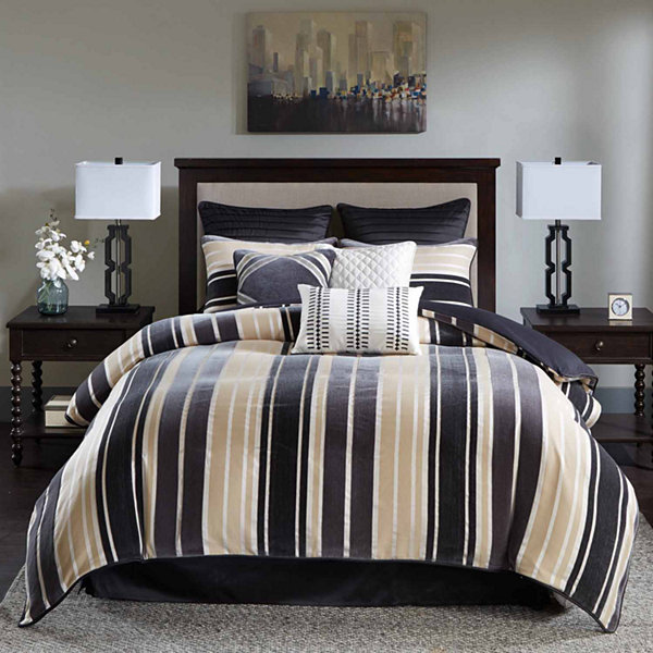 Bombay Mccord Stripes Comforter Set