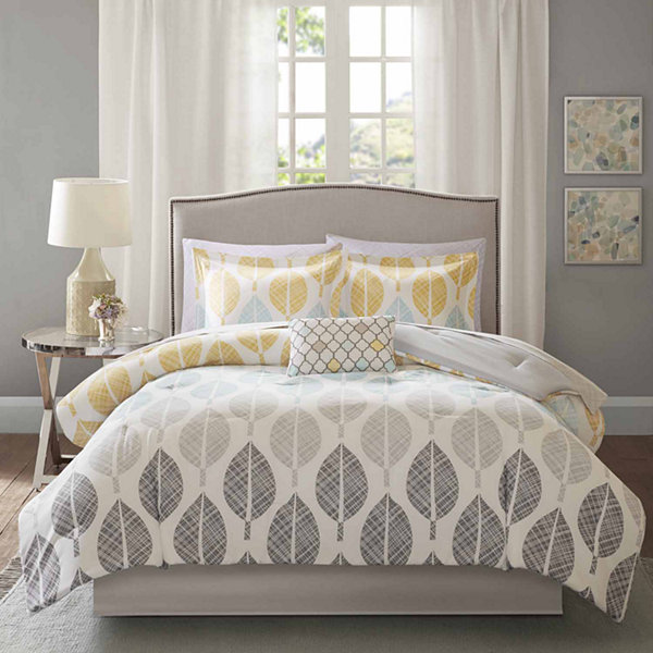Madison Park Pelham Bay Comforter Set