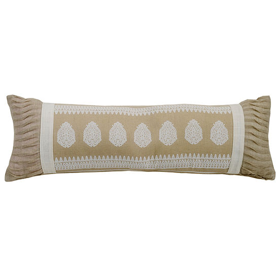 Hiend Accents 10x30 Extra Long Bed Rest Pillow