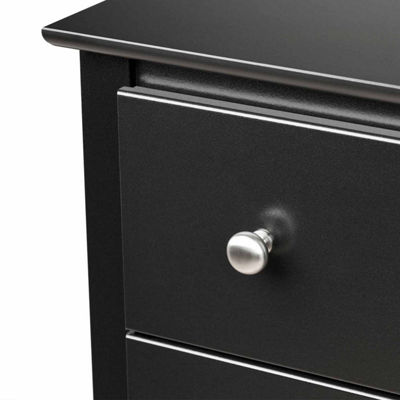 Prepac Sonoma 3-drawer Tall Nightstand