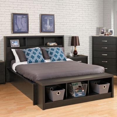 Prepac District Platform Bed