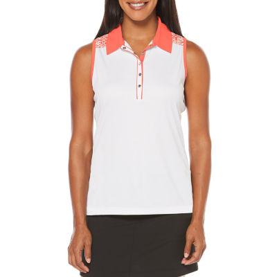 PGA Tour Sleeveless Polo Shirt