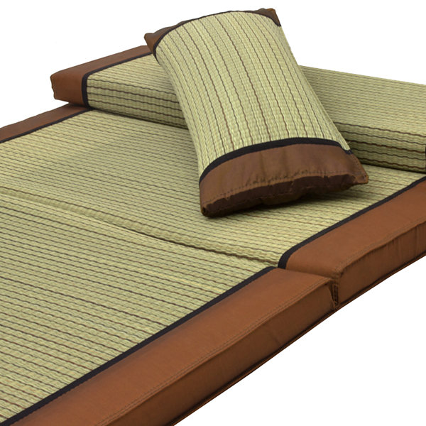 Folding Soft Tatami Mattress Fiberbed