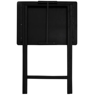 Buddha 4-pc. TV Tray Table