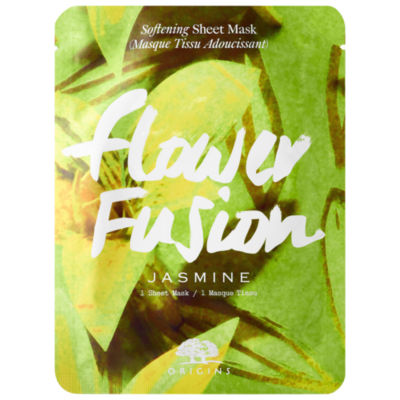 Origins Flower Fusion™ Jasmine Softening Sheet Mask