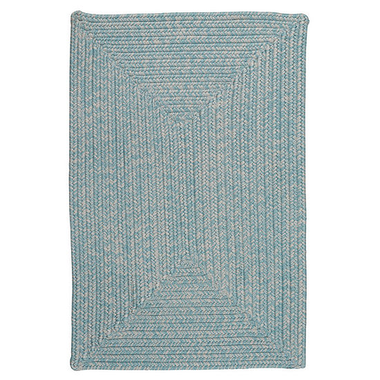 Colonial Mills Dennisport Braided Rectangular Reversible Indoor/Outdoor Rugs