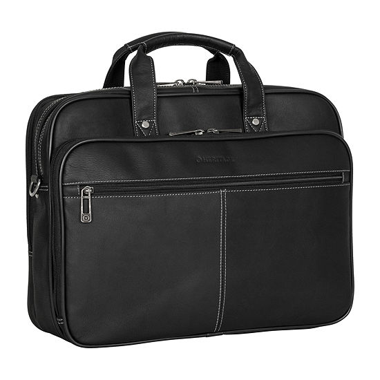 Heritage Leather 16 inch Laptop Bag