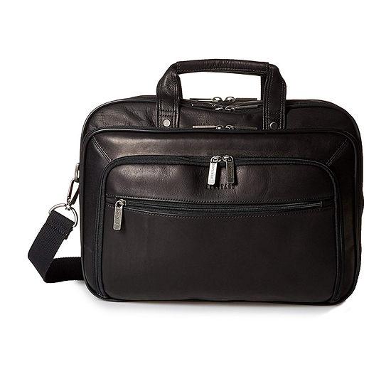 Heritage Leather 15.6 Laptop Portfolio